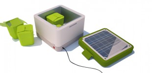 Camping a l'energie solaire